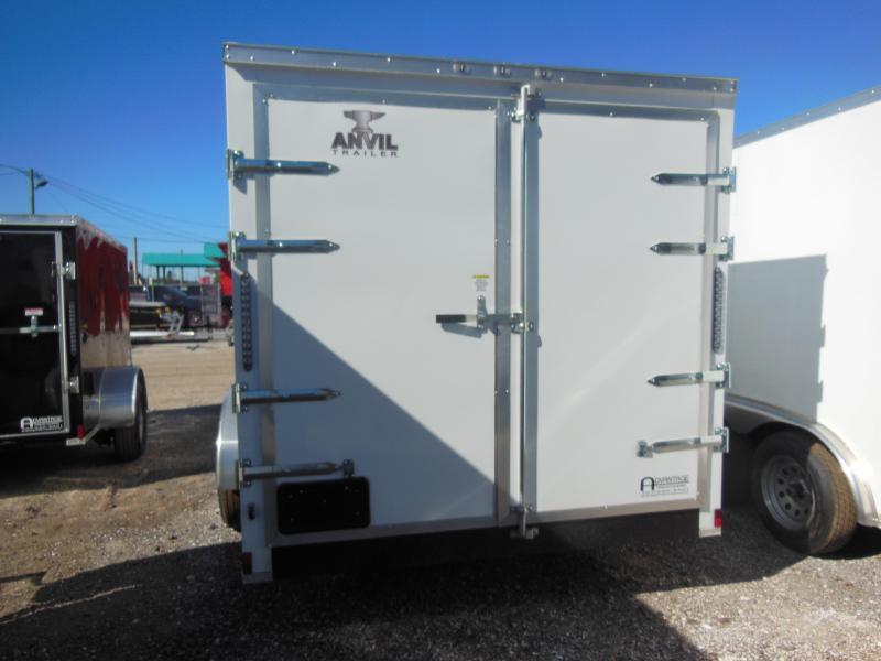 2020 Anvil 7 X 16 Contractor Enclosed Cargo Trailer