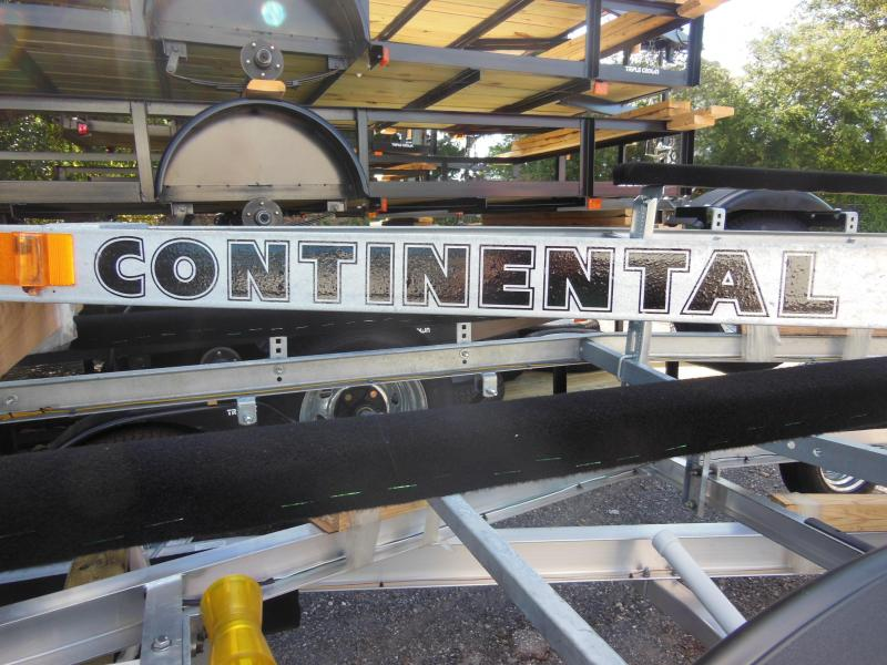 2021 Continental Trailers A2036 Boat Trailer