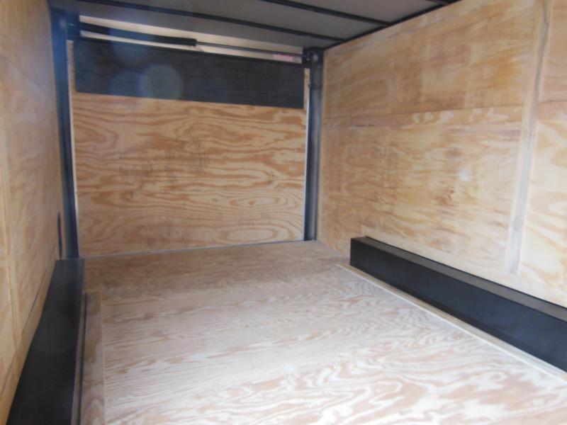 Anvil 8 X 18 Landscape Edition Enclosed Cargo Trailer