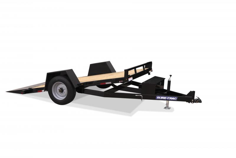 Sure-Trac 6X12 TILT SA 10K Equipment Trailer