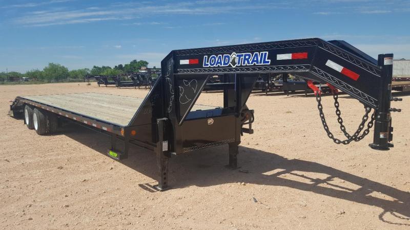 2020 Load Trail 40' HEAVY DUTY 30K Gooseneck Max Ramps