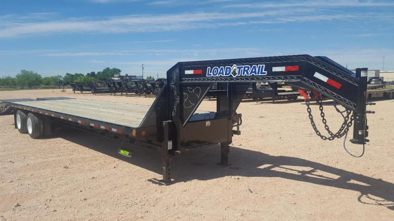 2020 Load Trail 40' HEAVY DUTY 30K Gooseneck Max Ramps