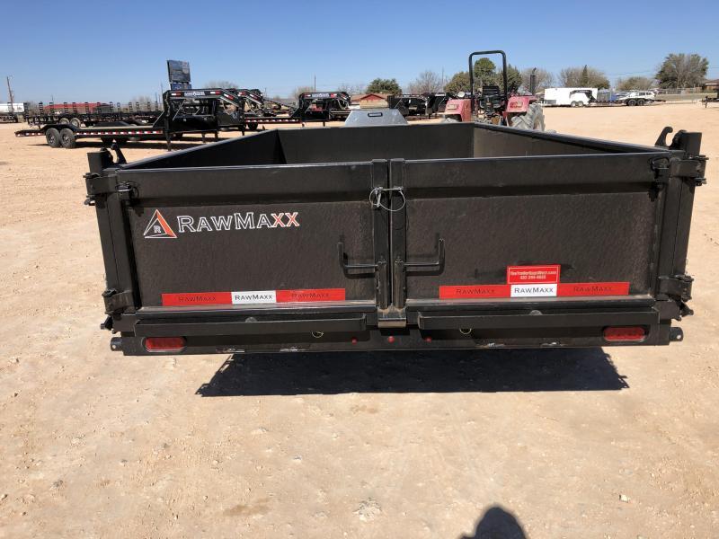 2020 RawMaxx 14' 14K Dump Trailer
