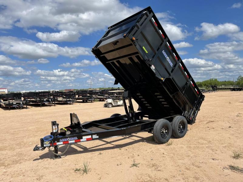 "2021 Load Trail D14' 14k Dump Trailer w/ 48"" Sides"