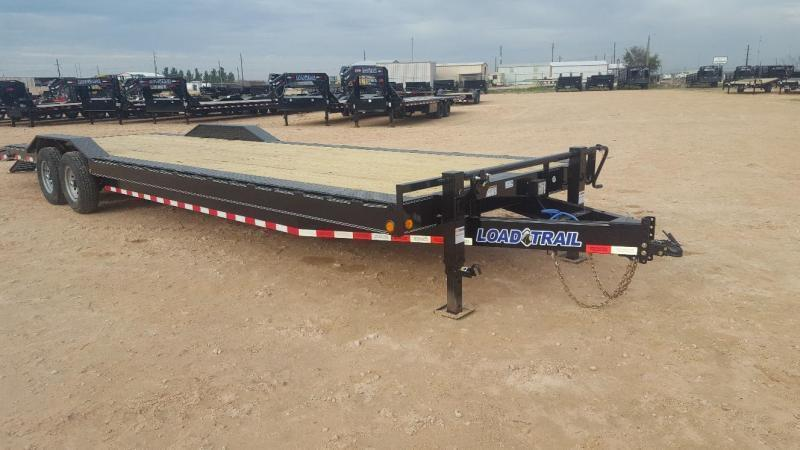 2021 Load Trail 102 x 30' 14K Car Hauler/ Equipment Trailer