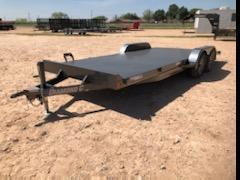 2021 Diamond C 20' 10K Steel Deck Carhauler