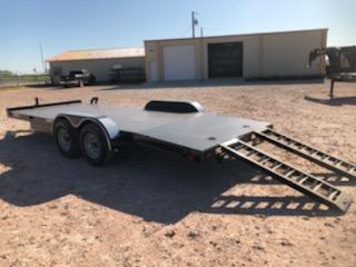2020 Diamond C 20' 7K Steel Deck Carhauler