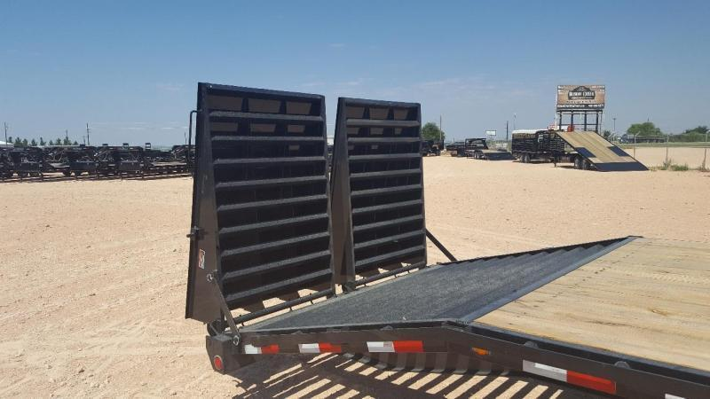 "2020 Load Trail 102"" X 40' Tandem Heavy Duty Gooseneck Equipment Trailer"
