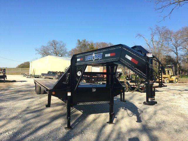 2021 Load Trail 40' Hot Shot Gooseneck EOH Disc Brakes