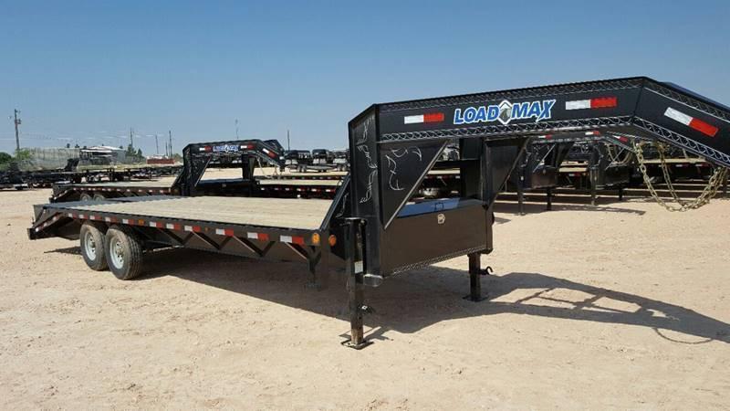"""2021 Load Trail 102""""x 25' 14k Gooseneck w/ Max Ramps"""