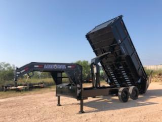 2022 Load Trail 16' 20k Gooseneck Dump Trailer