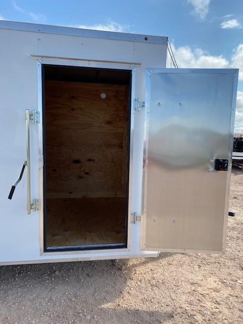 2022 Salvation 7x16 Cargo Trailer w/ Ramp Door