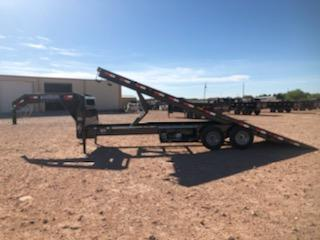 2020 Load Trail 14K 24' Hydraulic Tilt Trailer