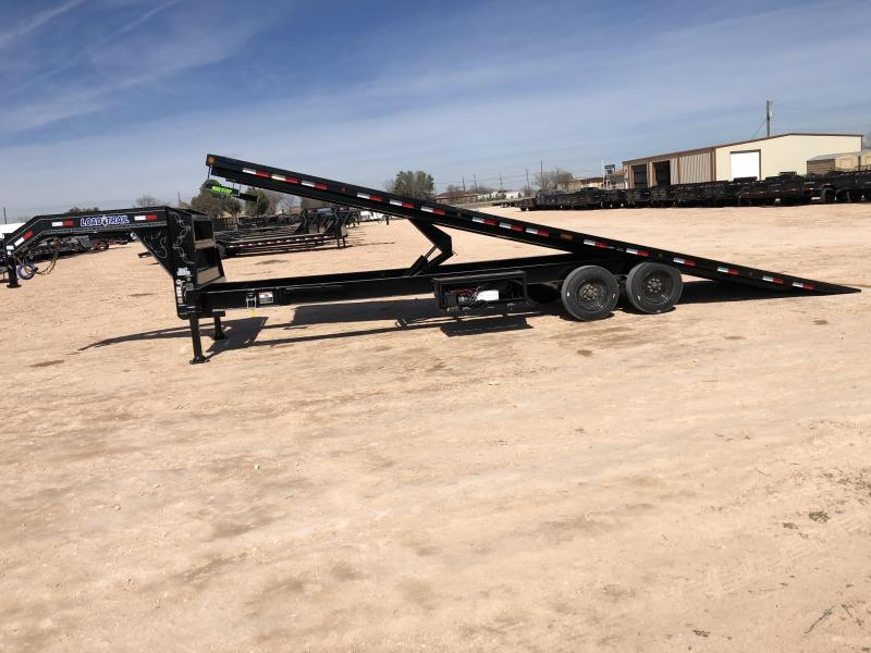 2021 Load Trail 16K 30' Hydraulic Tilt Trailer