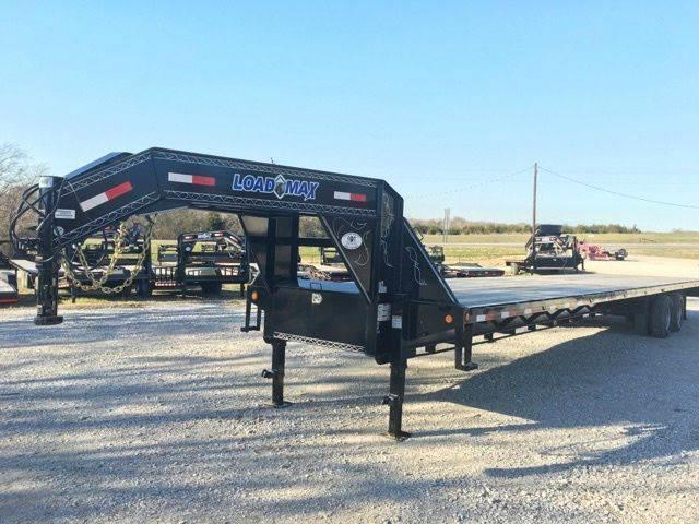 2019 Load Trail 102 x 34 Gooseneck Hot Shot Trailer