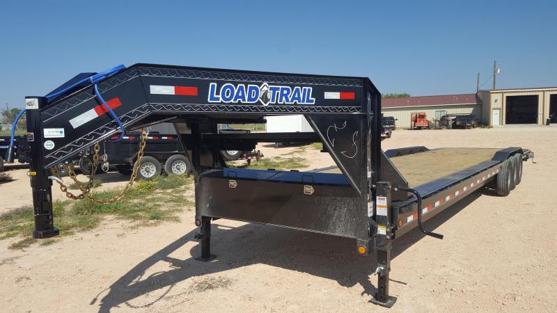 "2021 Load Trail 102""x36' Gooseneck 24K Carhauler Trailer"