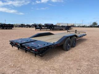 2021 Iron Bull 102x 22' 14K Car Hauler w/ Rampage Ramps