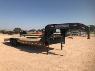 "2020 Load Trail 102""x 26' 16K Gooseneck Trailer w/ Max Ramps"