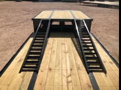 2021 Diamond C 53' 40K Step Deck Extreme Air Ride w/ Lift Axle