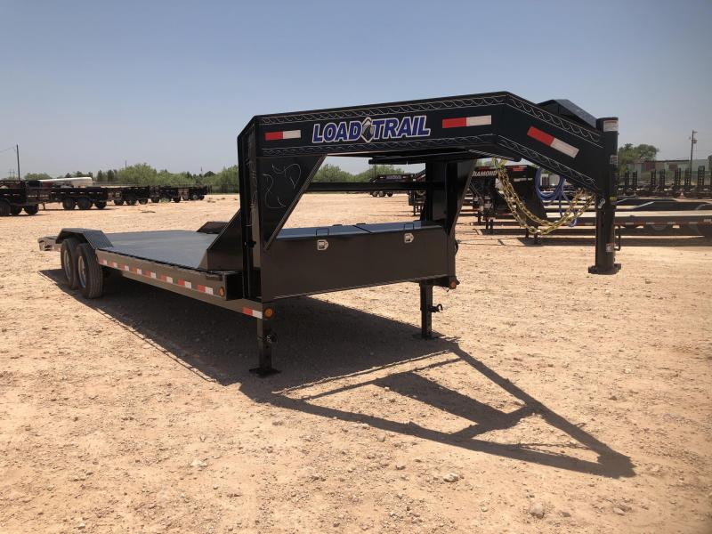 "2021 Load Trail 102""x 26' 14K Steel Deck Gooseneck Trailer"