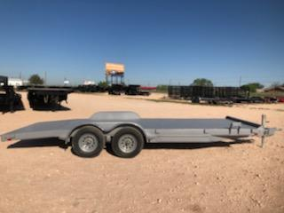 2020 Diamond C 20' 7K Steel Deck Carhauler