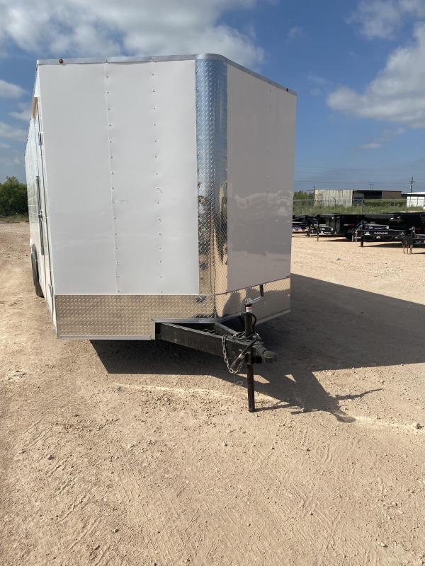 2022 Salvation 24' 10,000 lb Cargo Trailer