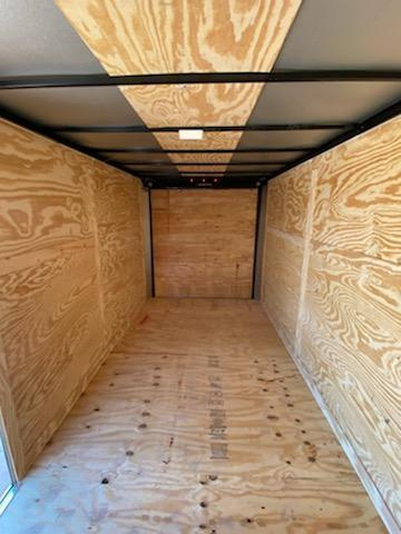 2022 Salvation 7x14 Cargo Trailer  w/ Ramp Door