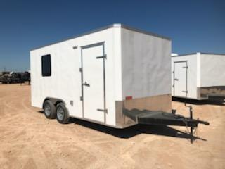 2020 Salvation Trailers 16' Office Trailer w/ A/C