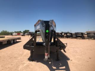 2020 Diamond C 40' Air Ride Lift Gooseneck Hot Shot Special Trailer