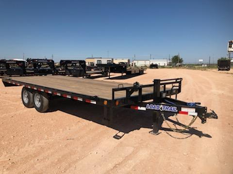 2021 Load Trail 102x 20 Deck Over 14K
