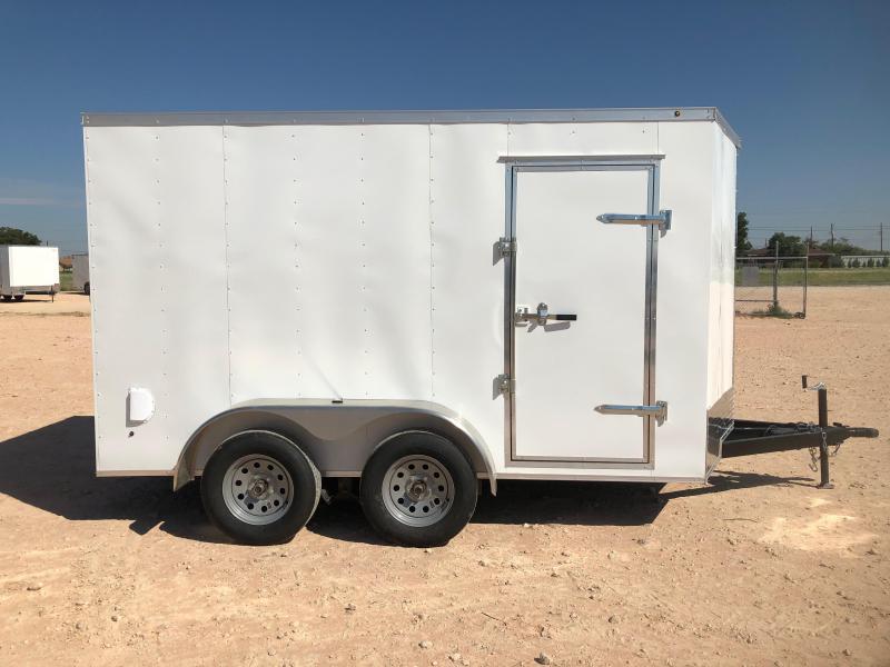 2021 Salvation Trailers 6X12 ENCLOSED Enclosed Cargo Trailer
