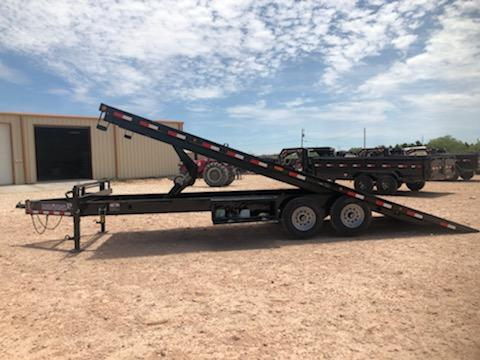 "2021 Load Trail 24"" Bumper Pull Tilt Trailer"