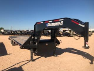 2019 Diamond C Trailers GP0232 Flatbed Trailer