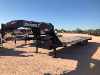 2019 Diamond C Trailers GP0232 Flatbed Trailer