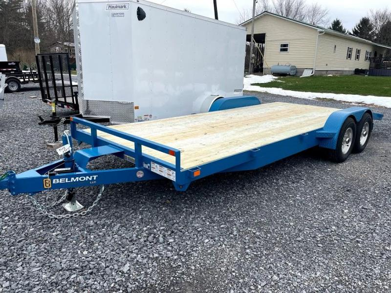2021 Belmont CH820-10K Car / Racing Trailer
