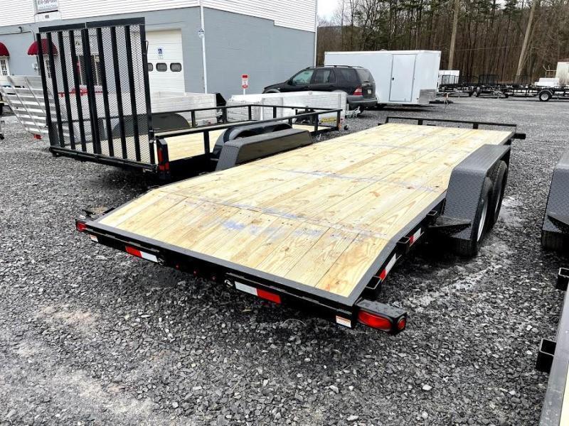 2022 Quality Trailers Wood Deck Car Hauler 20' Gen