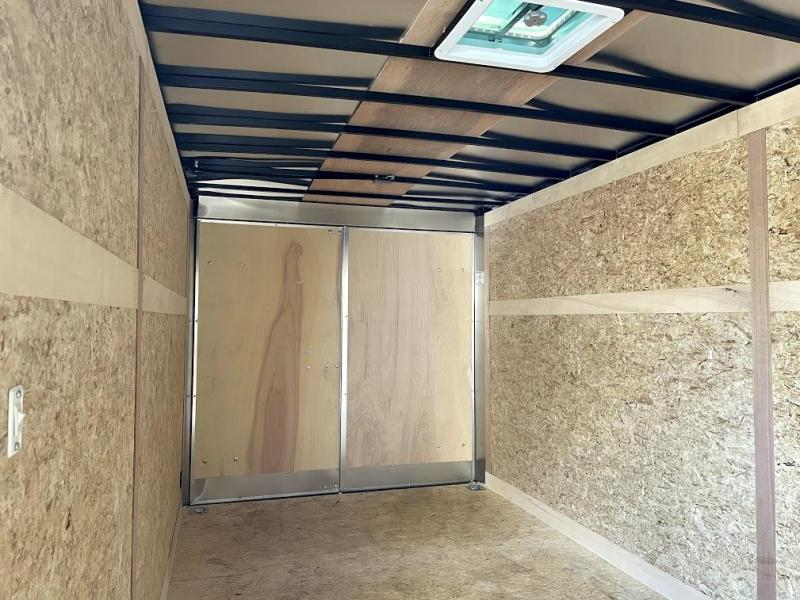 2021 Haulmark Transport 7x16 Contractor Enclosed Cargo Trailer