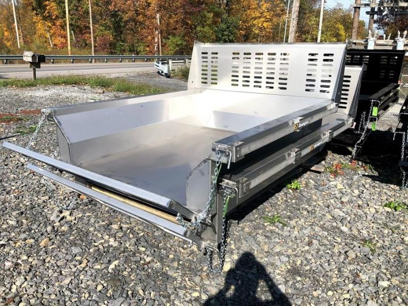2021 EZ Dumper LLC Stainless Steel Insert Bed