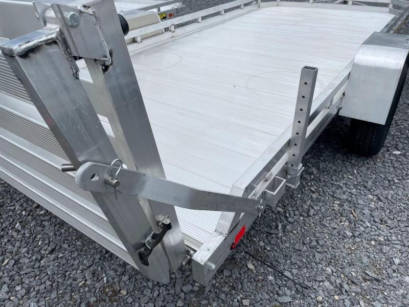 2022 Aluma 7814 S-BT-TR Utility Trailer