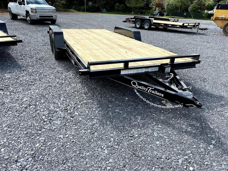 2022 Quality Trailers 18' Pro Car / Racing Trailer
