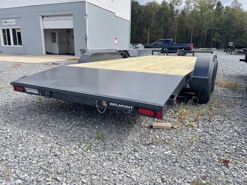 2022 Belmont CH818-10k Enclosed Cargo Trailer