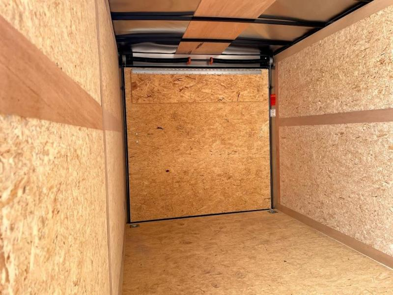 2021 Haulmark Passport Deluxe 7x16 Enclosed Cargo Trailer