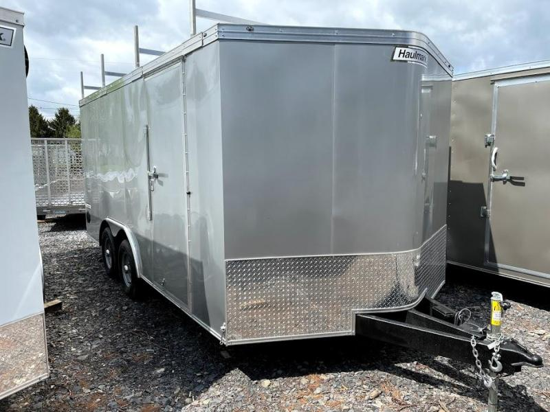 2021 Haulmark 8.5x16 Contractor Enclosed Cargo Trailer