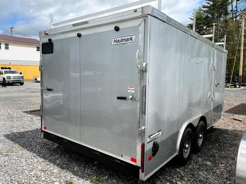 2021 Haulmark 8.5x16 Contractor Enclosed Cargo Trailer