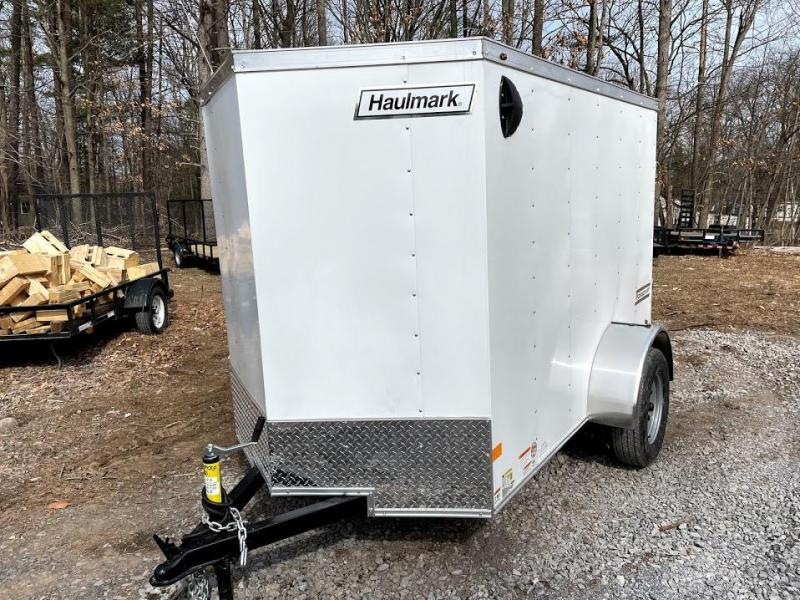 2021 Haulmark Passport 5x8 Enclosed Cargo Trailer