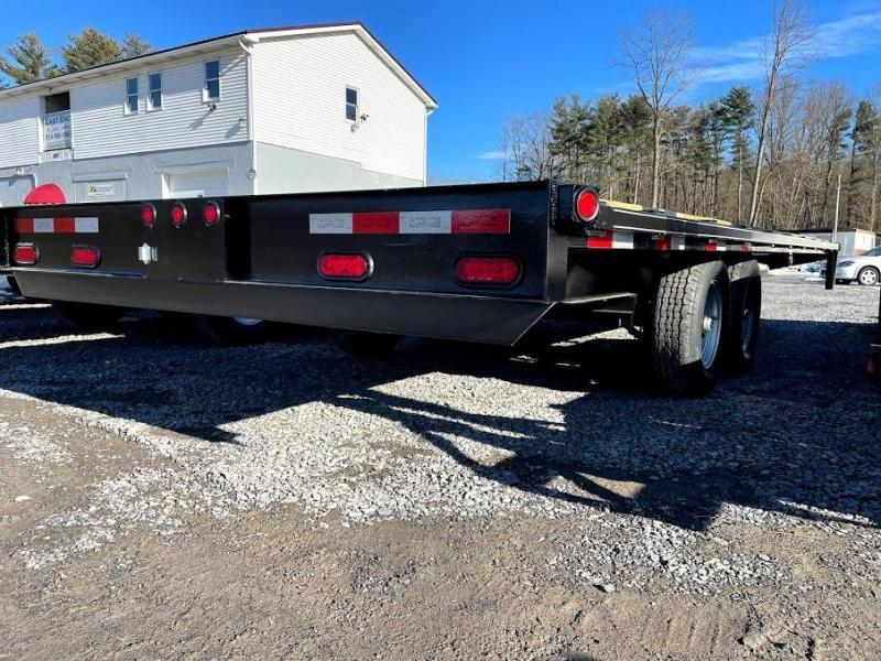 2022 Quality Trailers 23' Pro Deckover Flatbed Trailer