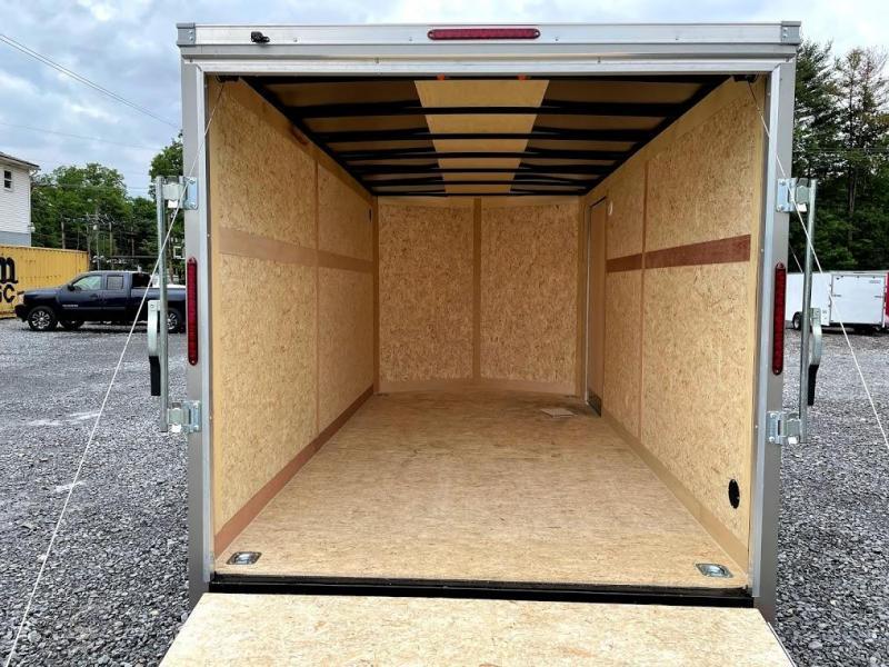 2021 Haulmark Passport Deluxe 7x14 Enclosed Cargo Trailer