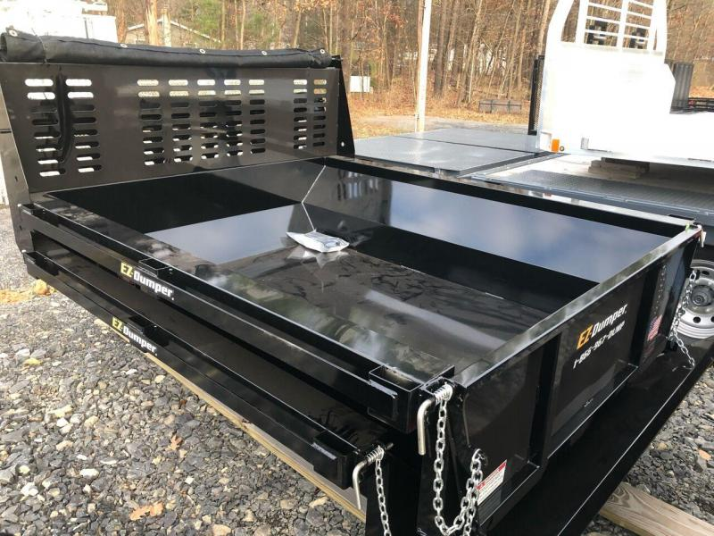 2021 EZ Dumper LLC Long Bed Insert Truck Bed