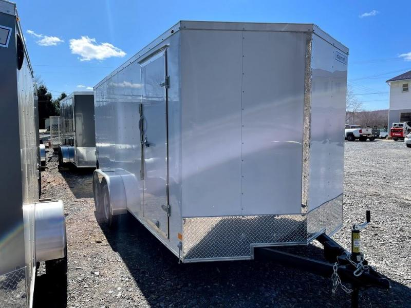 2021 Haulmark Passport 7x16 Enclosed Cargo Trailer