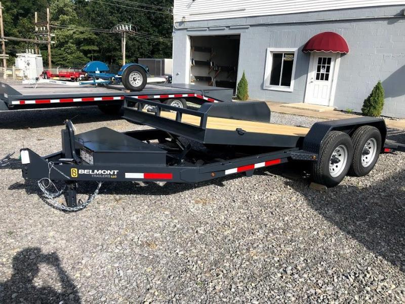 2021 Belmont SSTD18-12k Equipment Trailer